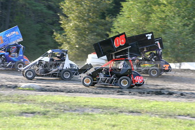 Bear Ridge Speedway 08/20/11