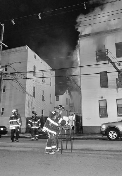 Passaic 5th Alarm 37 Columbia Ave May 3 2015