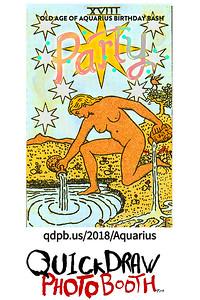 Old Age of Aquarius Birthday Bash