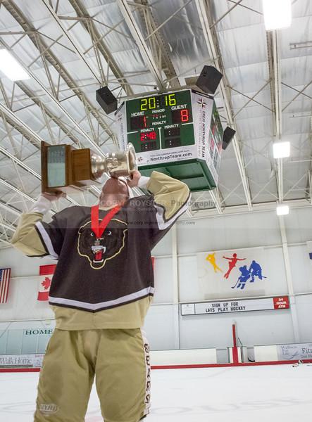 "MAPHL ""AA"" Championship: Landon vs Gonzaga"
