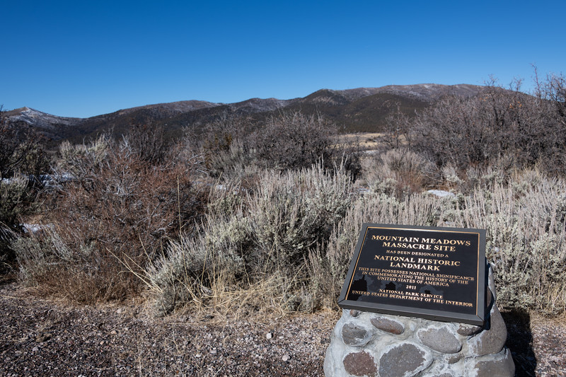 National Meadows Massacre Site