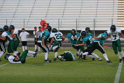 Highland Freshmen vs Basha September 11, 2007