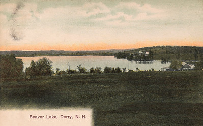 Historic Derry New Hampshire