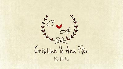 Cristian & Ana Flôr 15-11-16