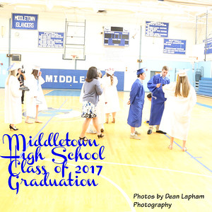 2017 06 10 MHS Class of 2018 Graduation