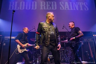Blood Red Saints - Rockingham 2016