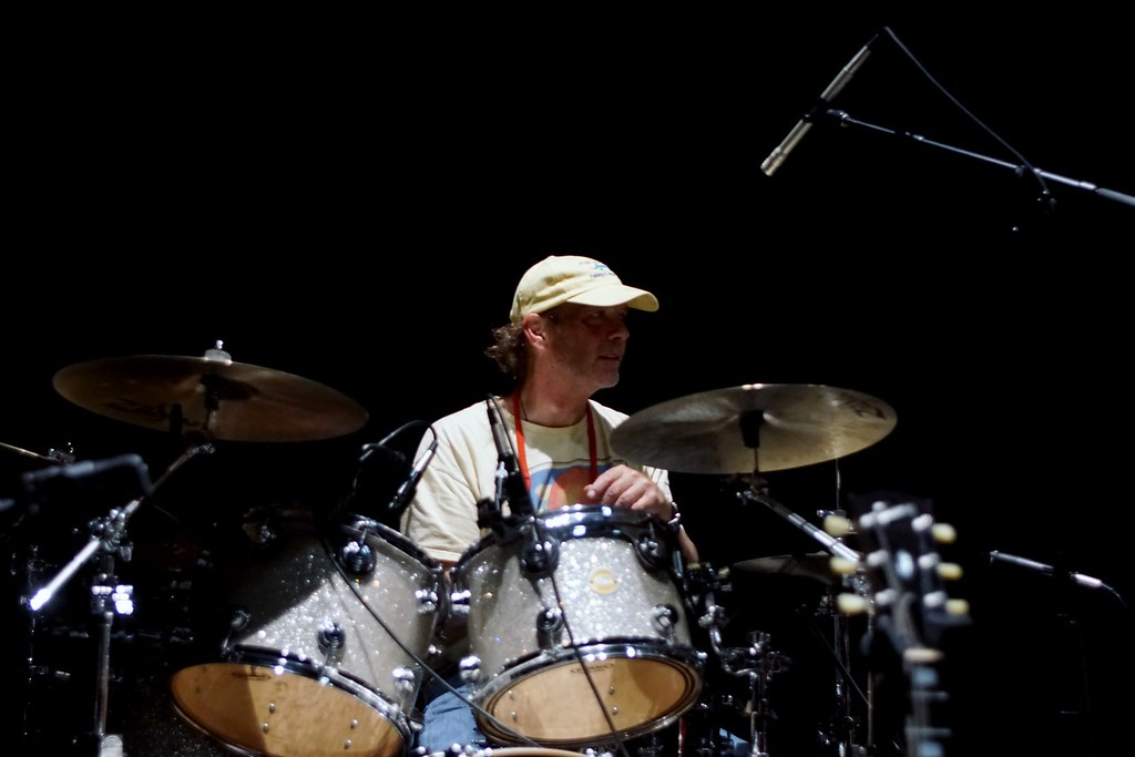 BUTCH TRUCKS AND THE FREIGHT TRAIN BAND KING CENTER MELBOURNE FLORIDA 4-28-16