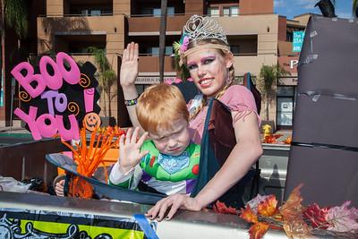 2014 Boo Parade San Diego