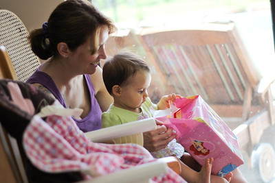 Madelyn 2nd Bday Video Pix