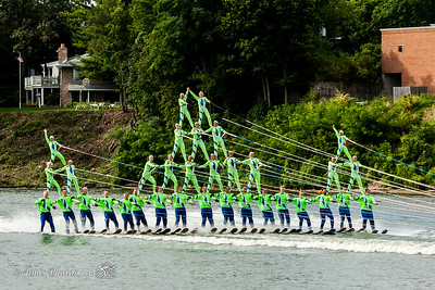 Waterski - Mad-City Ski Team [d] 2015 National Tournament