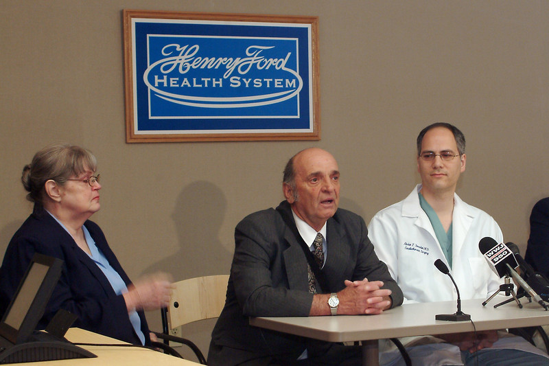 Heart Transplant Patients 20th Anniversary