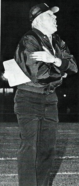 Smitty on Field