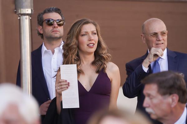 Kristen and Ross