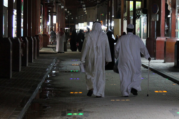 Kuwait City souk - KW001