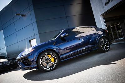 Lamborghini Urus Delivery
