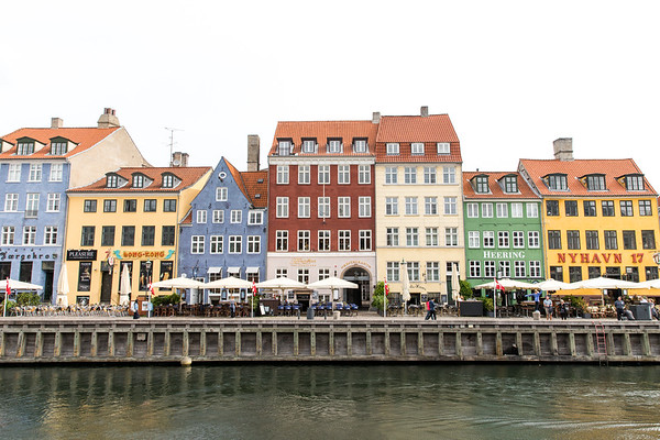 Majestic Fjords and Vibrant Cities Cruise