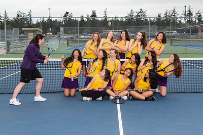 Girls Tennis 2018-2019