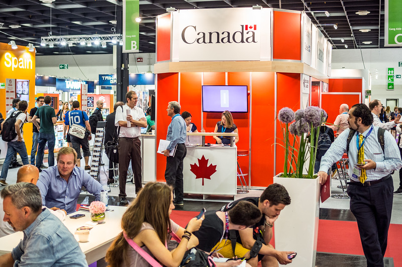 Canada at Gamescom 2015