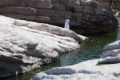 20130211 Polowanie na żółwie i Wadi Bani Khalid
