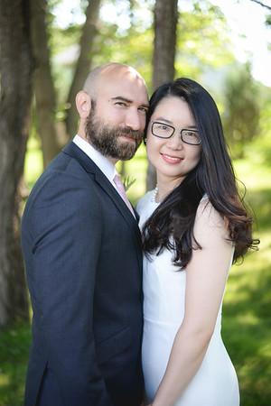 Alex and Qian