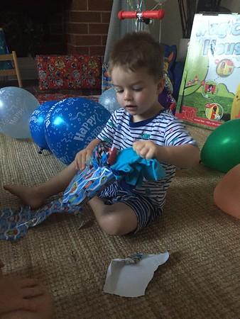 Toby's 3rd Birthday