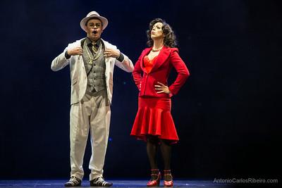 Theatro Municipal - Opera do Malandro 2014