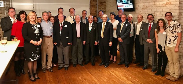 Alumni Reception  at STATS in Atlanta, GA.