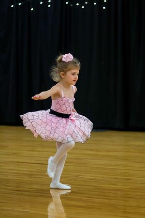 Thursday 6:00 4-5 Ballet, Tap and Tumbling
