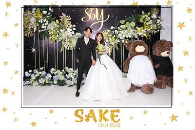Wedding - Sang & Yen