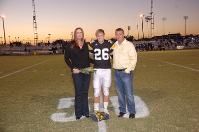 U HIGH 2013 SENIOR NIGHT