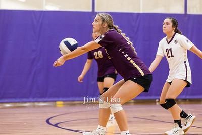 Volleyball (JV) Tournament, August 28