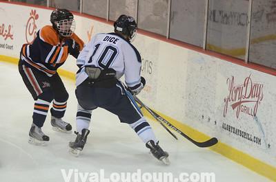 Hockey: Stone Bridge vs Briar Woods State Championship 3-3-12 (by Noah Kling)