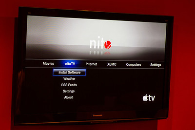 ATV2 with XBMC loaded for sale