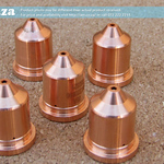 SKU: P-PMX-NOZZLE/220816, Plasma Consumable #220816 ≤85A Nozzles(5) Compatible with Hypertherm® Powermax® 85A/105A System