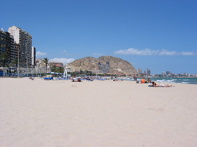Alicante Vacation