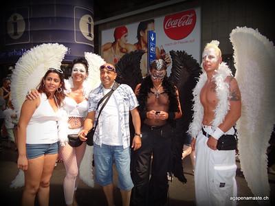 Streetparade 2012