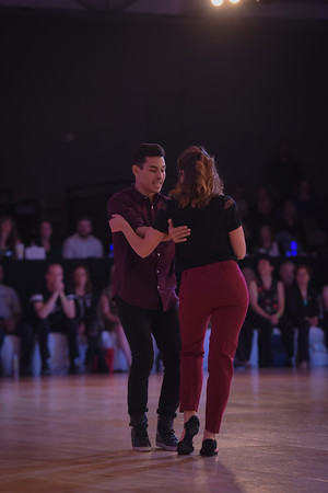 Strictly Open Finals