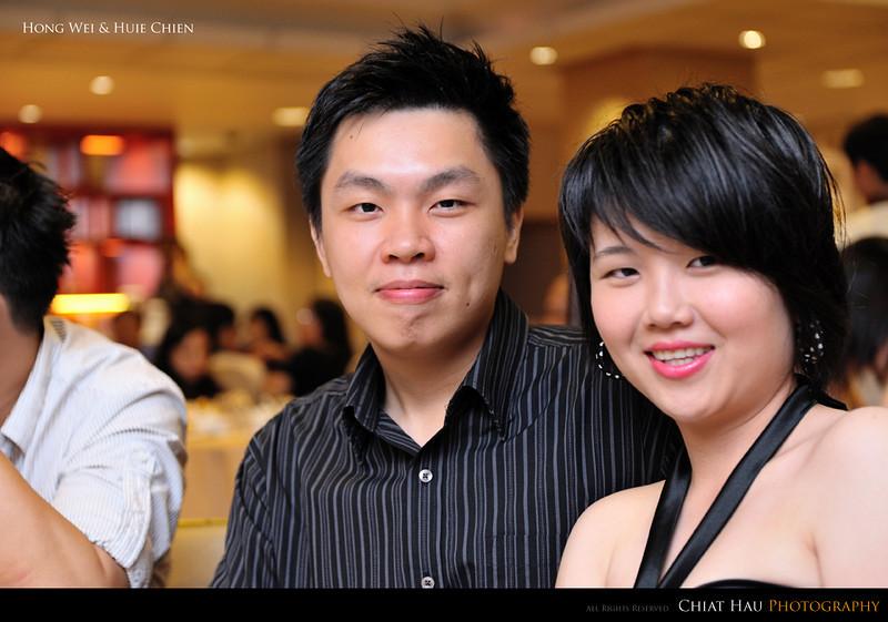 Hong Wei & Hui Chien