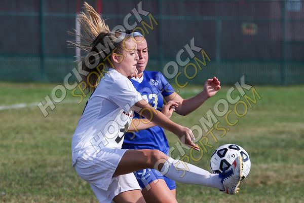 Stoughton-Attleboro Girls Soccer - 09-11-17