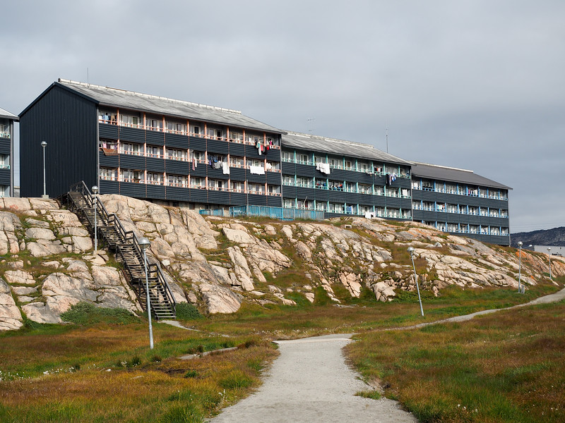 Apartments in Ilulissat, Greenland