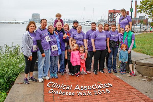 2016 CA Diabetes Walk
