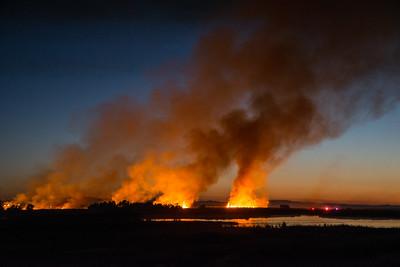 Westpoint Antelope fire Sept 8 2015
