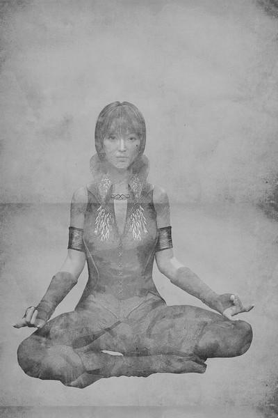 Zen Girl artistic pencil sketch effect TEST.jpg