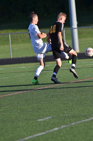 BV Soccer vs SJ 9-9-16