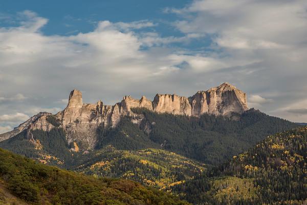 Chimney Rock - San Juan Mountains