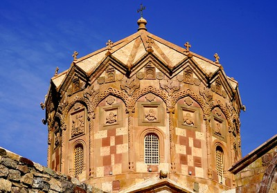 ARMENIAN HERITAGE IN IRAN -  UNESCO WORLD HERITAGE SITES
