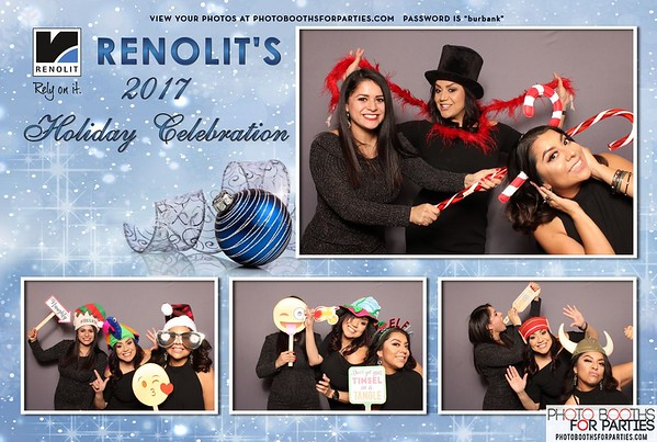Renolit Holiday party '17