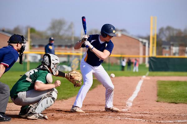 Mt. Pleasant baseball vs. Alpena