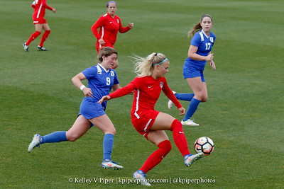 Washington Spirit v Duke (1 Apr 2017)