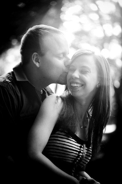 Justin and Lydia | Engagement